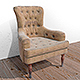 An old armchair - 3DOcean Item for Sale