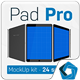 Pad Pro kit - GraphicRiver Item for Sale
