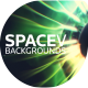 The SpaceV Backgrounds - GraphicRiver Item for Sale