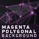 Magenta Polygonal Background - VideoHive Item for Sale