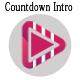 Dark Cinematic Countdown Ident