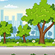 Cartoon Cityscape - VideoHive Item for Sale