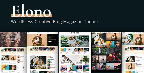 Image of Elono - WordPress Blog Magazine Theme