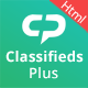 Classified Ads Plus - Classifieds Websites HTML Templates - ThemeForest Item for Sale