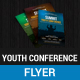 Summit  Youth Conference Flyer - GraphicRiver Item for Sale