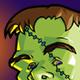 Frankenstein Happy Face