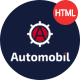 Automobil - Auto Servicing HTML Template - ThemeForest Item for Sale