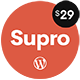 Download Supro - Minimalist AJAX WooCommerce WordPress Theme from ThemeForest