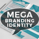 Branding Mega Identity Template Bundle - GraphicRiver Item for Sale