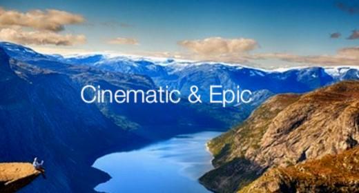 Best Cinematic Music