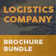 Logistics Company Print Bundle - GraphicRiver Item for Sale