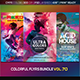 Colorful Flyers Bundle Vol. 70 - GraphicRiver Item for Sale
