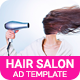Professional Services | Hair Salon Banner (PS018)