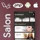 Salon Appointment Booking Android App + Salon iOS App | IONIC 3 with PHP Backend | Queenspot - CodeCanyon Item for Sale