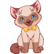 Siamese Kitten - GraphicRiver Item for Sale