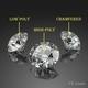 Round Diamond Brilliant Faceting Ideal Cut - 3DOcean Item for Sale