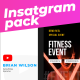 Instagram Promo mogrt - VideoHive Item for Sale