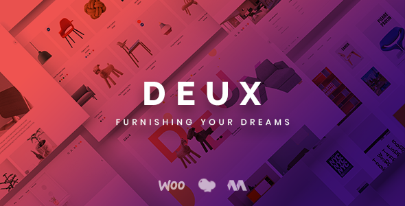 Deux - Responsive WooCommerce WordPress Theme