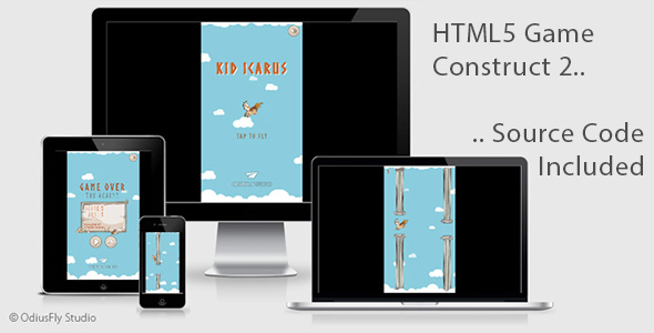 Kid Icarus - HTML5 Game (Construct 2)            Nulled