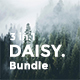 Daisy Bundle 3 in 1 - Creative Google Slide Template - GraphicRiver Item for Sale