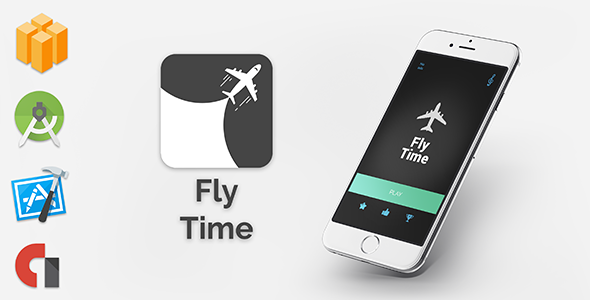 Fly Time - Buildbox - Plane Time            Nulled