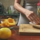 Woman in the Kitchen Making a Pumpkin Pie - VideoHive Item for Sale