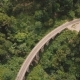 Aerial Panoramic Top View, Drone Turning Left Over Nine Arch Bridge Ella in Sri Lanka Among Exotic - VideoHive Item for Sale