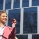 Glamour Female Enjoying the City - VideoHive Item for Sale