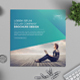Square Bi-fold Brochure - GraphicRiver Item for Sale