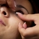 Beauty and Fashion Concept. Preparation for Eyelash Extension Procedure - VideoHive Item for Sale