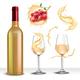 White Wine Serving Set