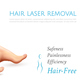 Hair Laser Removal Realistic Poster - GraphicRiver Item for Sale