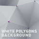 White Polygons Background - VideoHive Item for Sale