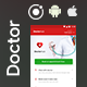 Doctor Appointment Booking Android + iOS Template (HTML+CSS in IONIC Framework) | DoctoHub - CodeCanyon Item for Sale