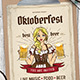 Oktoberfest Flyer / Poster - GraphicRiver Item for Sale