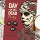 Dia De Los Muertos Flyer / Poster - GraphicRiver Item for Sale
