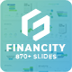 Financity 3 in 1 Bundle Keynote Template - GraphicRiver Item for Sale