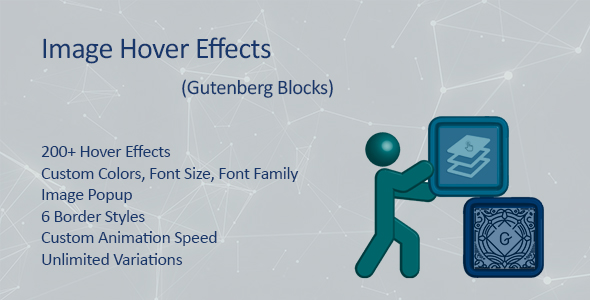 Image Hover Effects Blocks for Gutenberg            Nulled