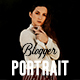Blogger Portrait Collection - GraphicRiver Item for Sale