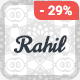 Rahil - HTML One Page Template  ( RTL Supported ) - ThemeForest Item for Sale