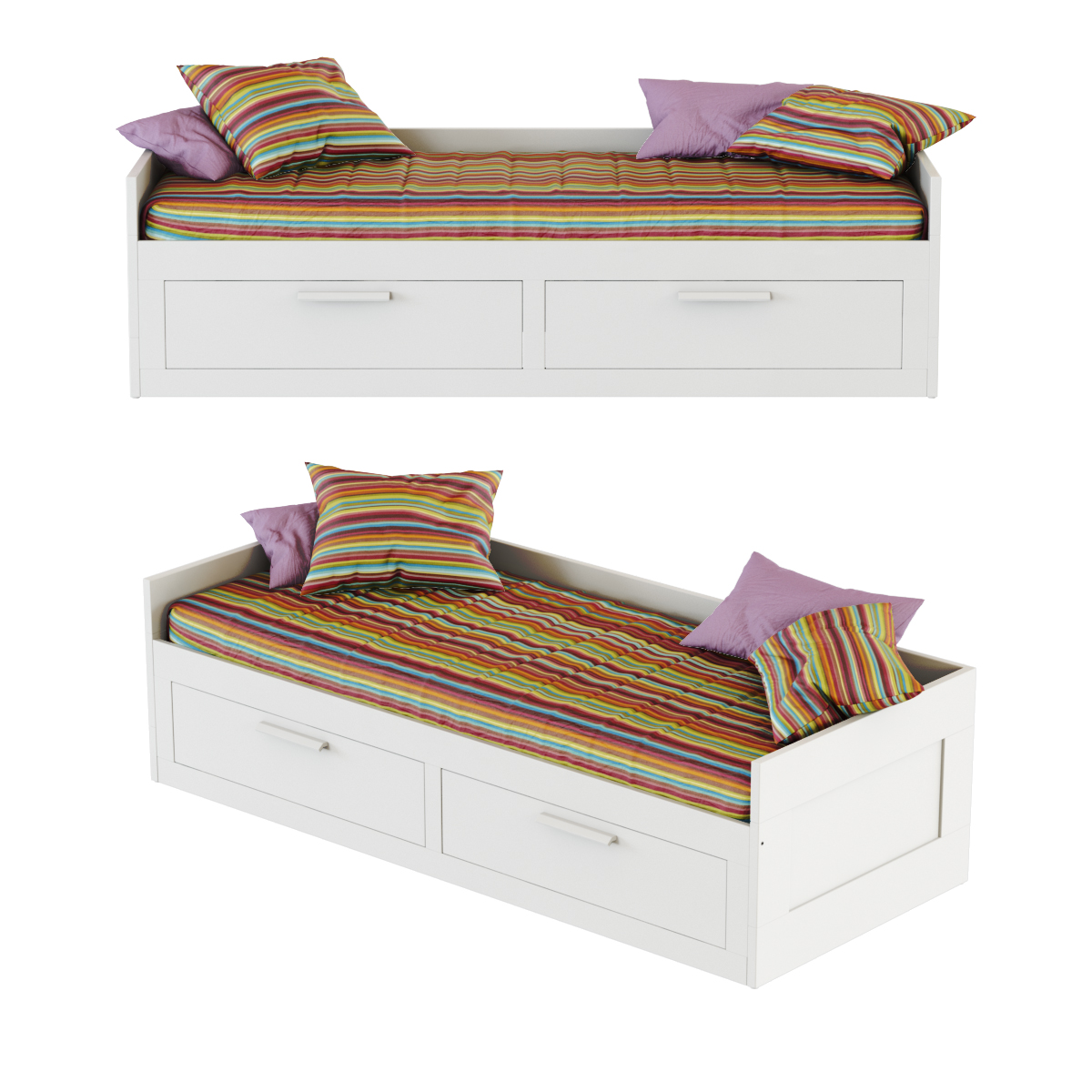 Bed Brimnes Ikea