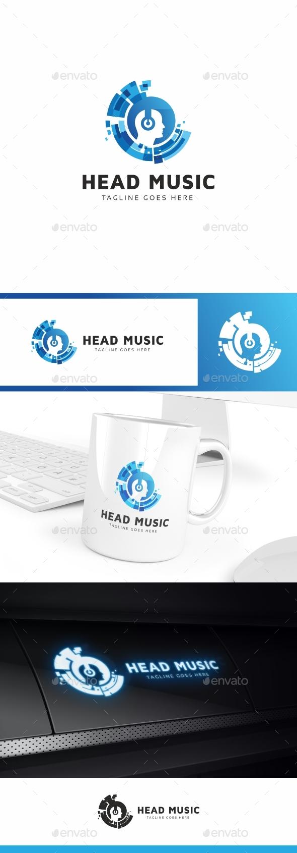 Human Virtual Logo - Symbols Logo Templates
