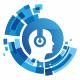 Human Virtual Logo