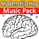 Modern Hip-Hop Music Pack