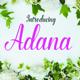 Adana Script Font