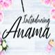 Anama Script Font