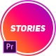 Instagram Stories - for Premiere Pro | Essential Graphics - VideoHive Item for Sale