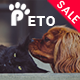 Peto - Responsive WooCommerce WordPress Theme for Pets and Vets - ThemeForest Item for Sale