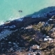 Aerial View of the Beautiful Coast and Cliffs Between North Stack Fog Station and Holyhead on - VideoHive Item for Sale