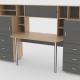 computer desk wall 3